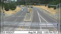 University Place › North: I- at MP .: JBLM Main Gate Rail Crossing - Day time