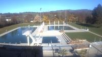 Baar: Schwimmbad L�ttich - Overdag
