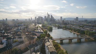 Frankfurt › Ouest: Francfort - Main Tower