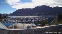 Ascona > South: Porto Patriziale Ascona - Gambarogno - Lake Maggiore - El día