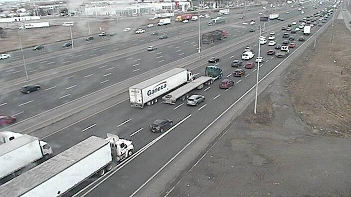 Webcam Toronto: 401 − Dixie Rd