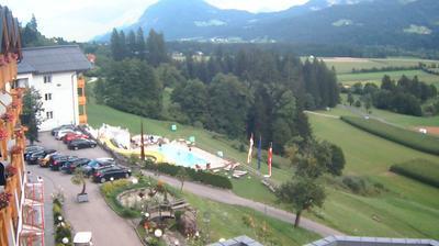 Vista actual o última desde Berg im Drautal: Hotel Glocknerhof