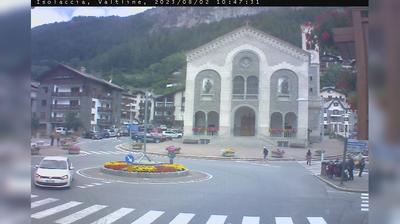 Thumbnail of Bormio webcam at 3:03, Jan 27
