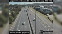 Logandale: Pacific Highway - Grandis Street (looking North West) - Recent
