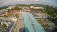 Helsinki: Columbus Kauppakeskuksen Yritt�j�yhdistys Ry - Vuotie - Vith�llsv�gen - Vuosaari - Kulttuuriasiainkeskus Vuotalo - Jour