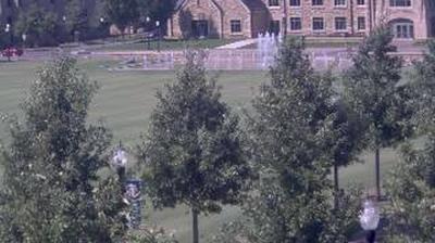 Webkamera East Tulsa: University of Tulsa − Chapman Commons