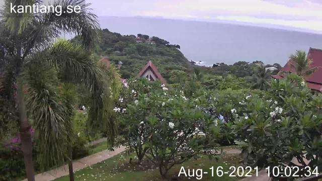 Webkamera บ้านบากันเตียง: Kan Tiang Bay