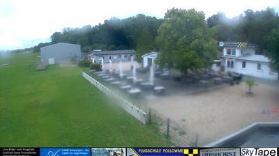Grefrath: Flugplatz - Niershorst (EDLF)