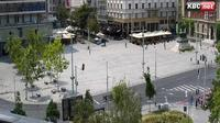Stari Grad Urban Municipality: Belgrade Live - Trg republike - Day time