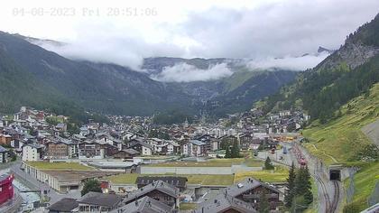 Riederalp: Air Zermatt - Zermatt
