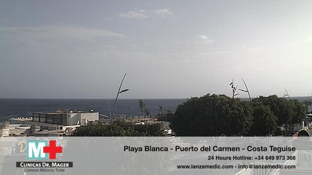 Webcam Puerto del Carmen: Lanzarote Webcam