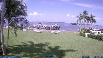 Vignette de Pine Island Center webcam à 10:13, janv. 21
