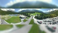 Antholz Mittertal - Anterselva di Mezzo: Panoramakamera Biathlon Antholz - Dagtid