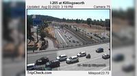 Portland: I- at Killingsworth - Recent