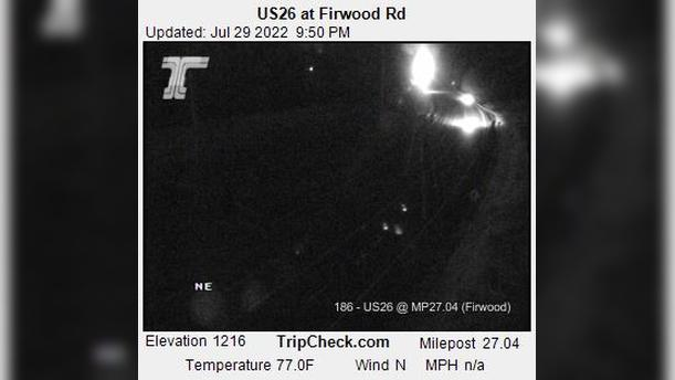 Webcam Firwood: US26 at − Rd