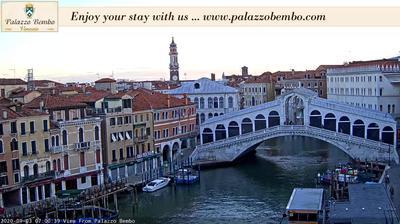 Venise: Rialto Bridge
