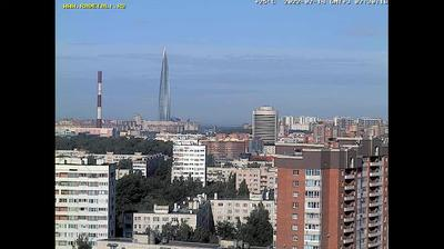 Thumbnail of Saint Petersburg webcam at 7:06, Feb 24