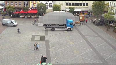 Webkamera Sittard: Town Square