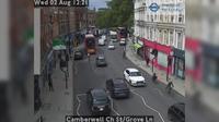 London: Camberwell Ch St/Grove Ln - Dagtid