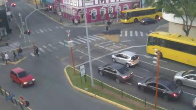 Webcam Joinville: Avenida Juscelino Kubitschek,