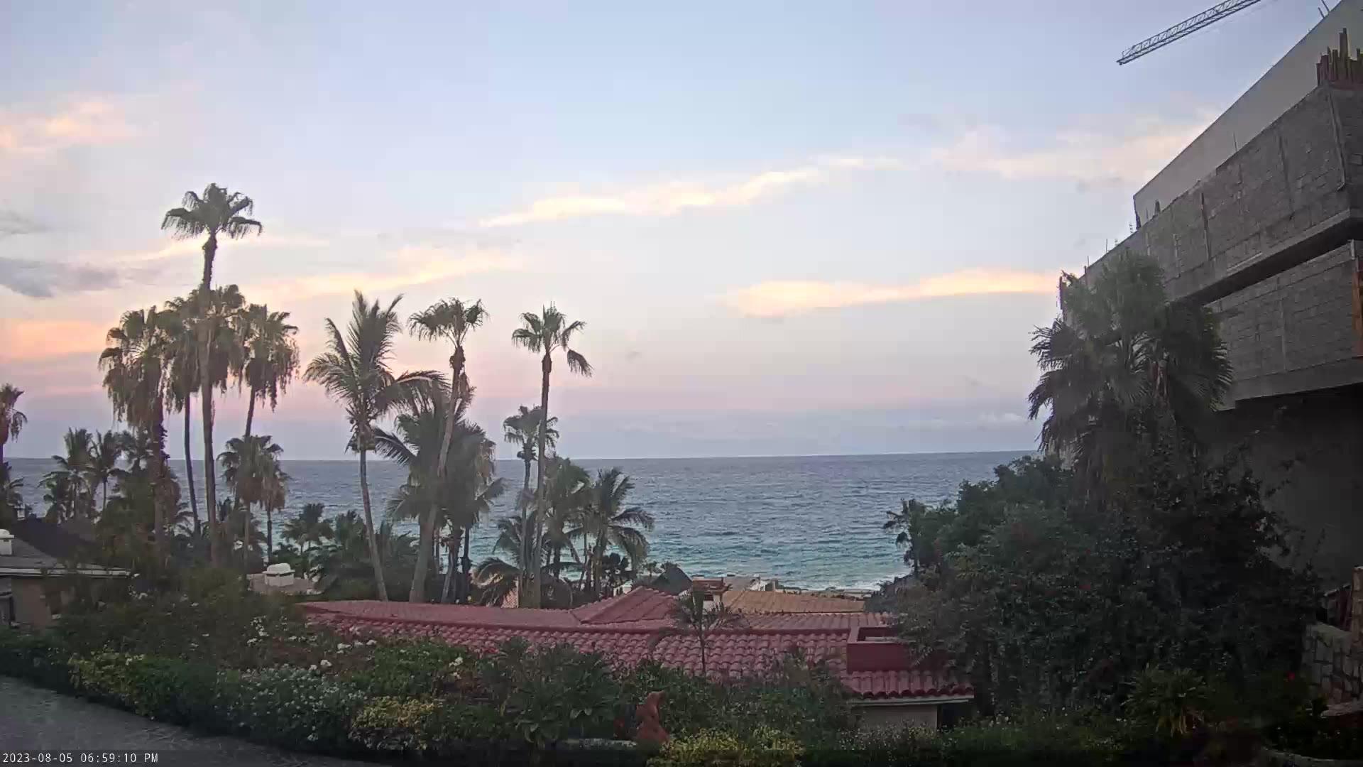 Webkamera San José del Cabo: Villa Costa Brava