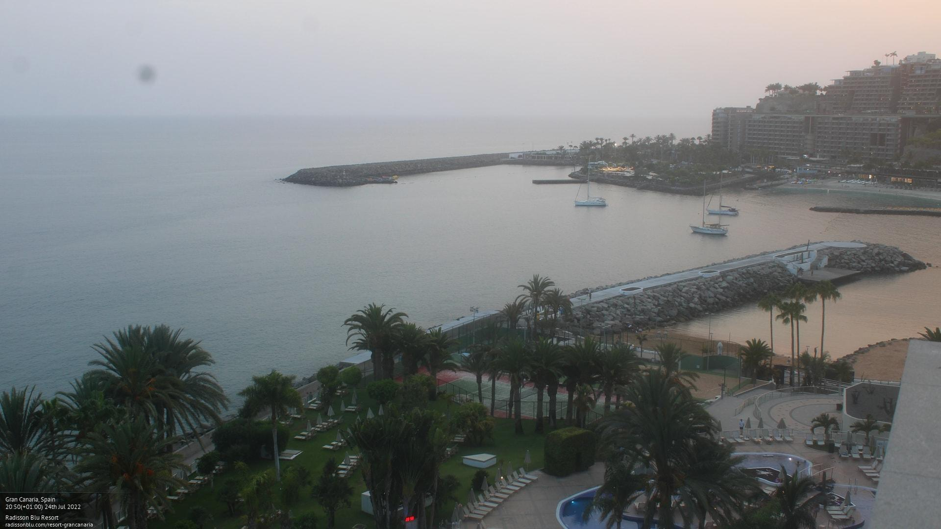 Webcam Valsequillo de Gran Canaria: Radisson Blu Resort