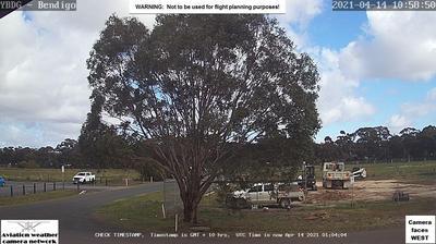 Bendigo Daglicht Webcam Image