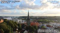 Osterby: Flensburg - Blick nach Norden - Actuales
