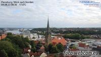 Osterby: Flensburg - Blick nach Norden - Aktuell