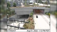 Seattle › South: SR  at MP .: North Portal - Overdag