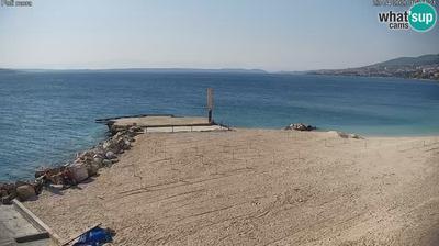 "Crikvenica: Selce beach ""Poli mora"