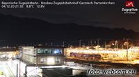 Garmisch-Partenkirchen: Bayerische Zugspitzbahn - Neubau Zugspitzbahnhof - Recent