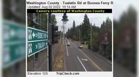 Tualatin: Washington County - Rd at Boones Ferry Rd - Recent