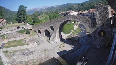 Camprodon: El Pont Nou