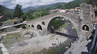 Camprodon: El Pont Nou - Dagtid