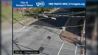 Newport News City: US- - NN - th Street @ Chestnut Ave - Overdag
