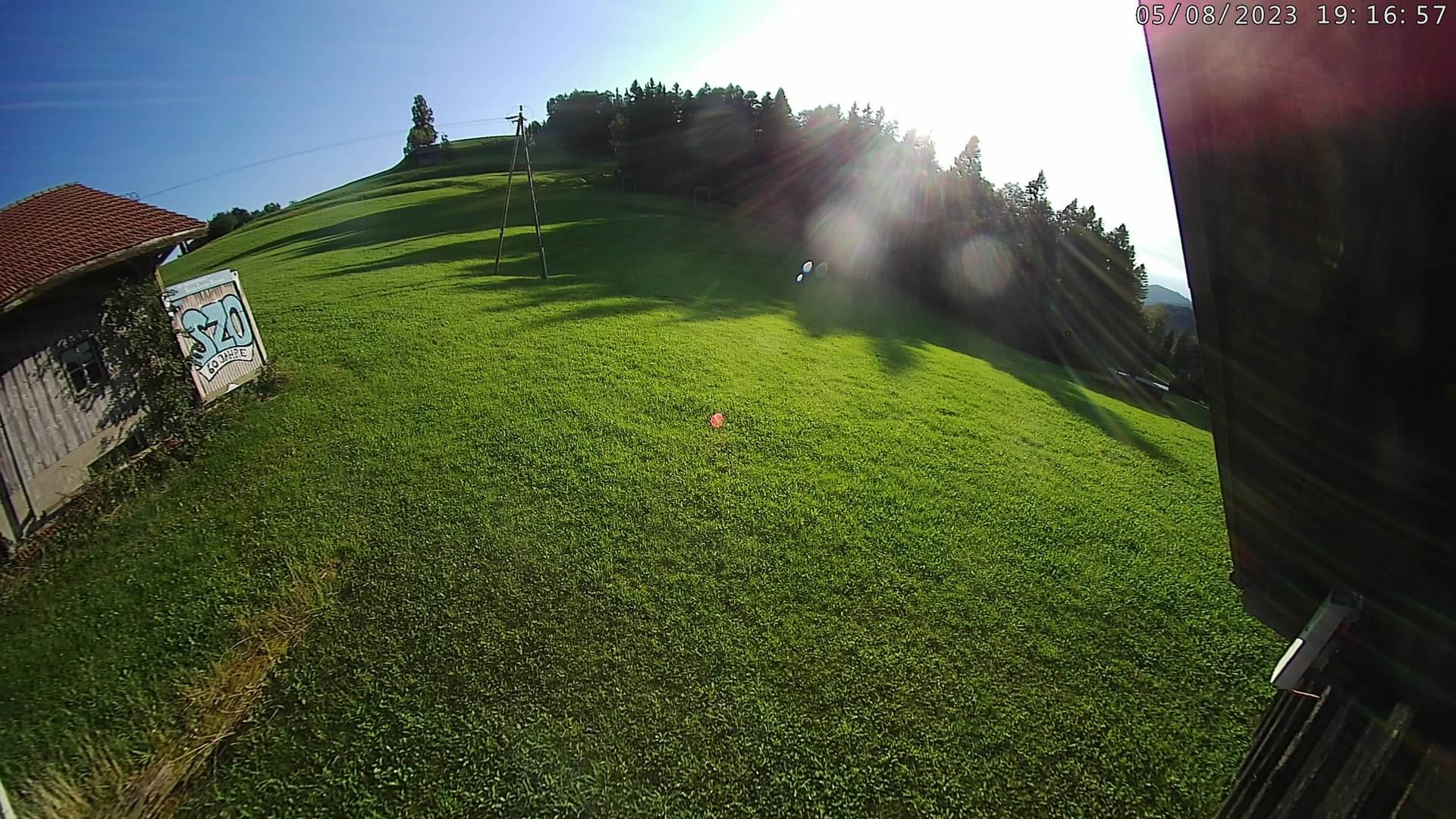 Webkamera Ghöch: Bäretswil − Skilift