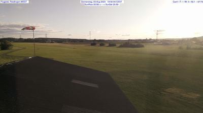 Thumbnail of Neufra webcam at 8:06, Jan 27