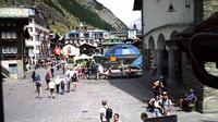 Zermatt: Kirchenplatz - Day time