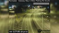 Brisbane City: Rochedale - Gateway Mwy and Miles Platting Road (South) - Recent