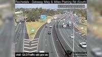 Brisbane City: Rochedale - Gateway Mwy and Miles Platting Road (South) - Dagtid