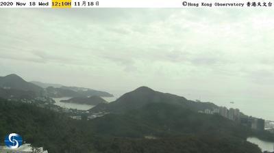 Vue webcam de jour à partir de 黄竹坑新围: German Swiss International School