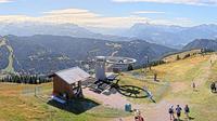 Les Gets: Sommet Mont-Ch�ry - El día