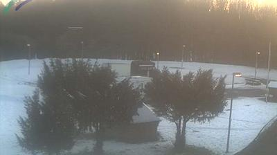 Webkamera Bad Marienberg: Wohnmobilpark am Marienbad