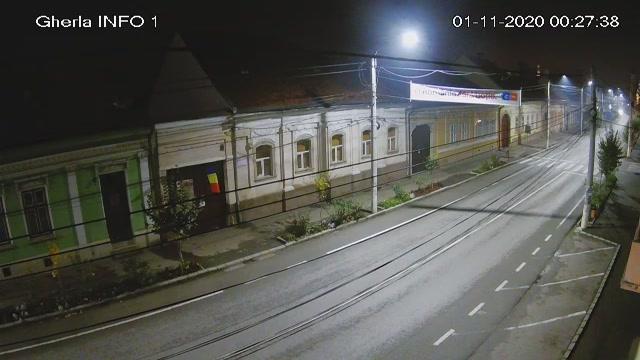 Webcam Gherla: Cluj