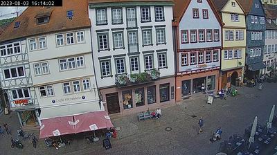 Thumbnail of Kreuzwertheim webcam at 8:10, Aug 2
