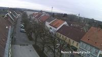 Mureck: Hauptplatz von - Dia