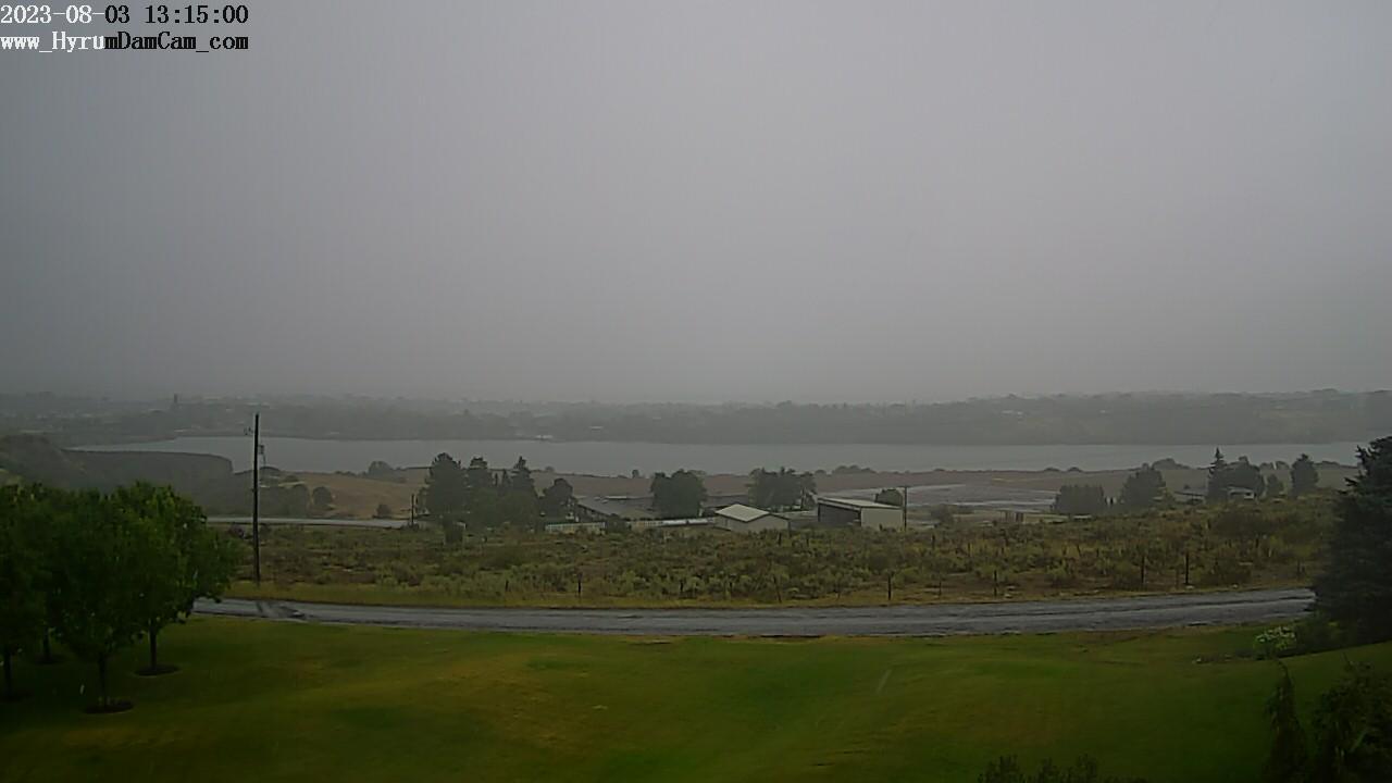 Webcam Hyrum: Reservoir − NE