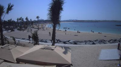 Webcam Dubai: Jumeirah Open Beach (South)