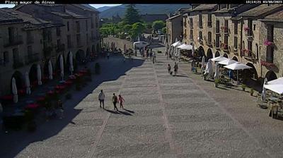 Thumbnail of El Pueyo de Araguas webcam at 10:12, Sep 23